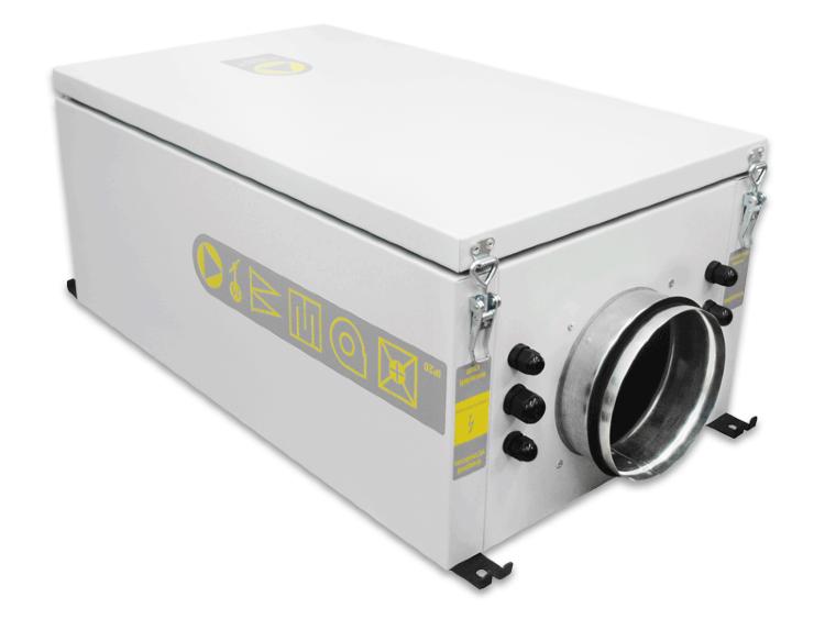 VentMachine - вентиляторы и установки